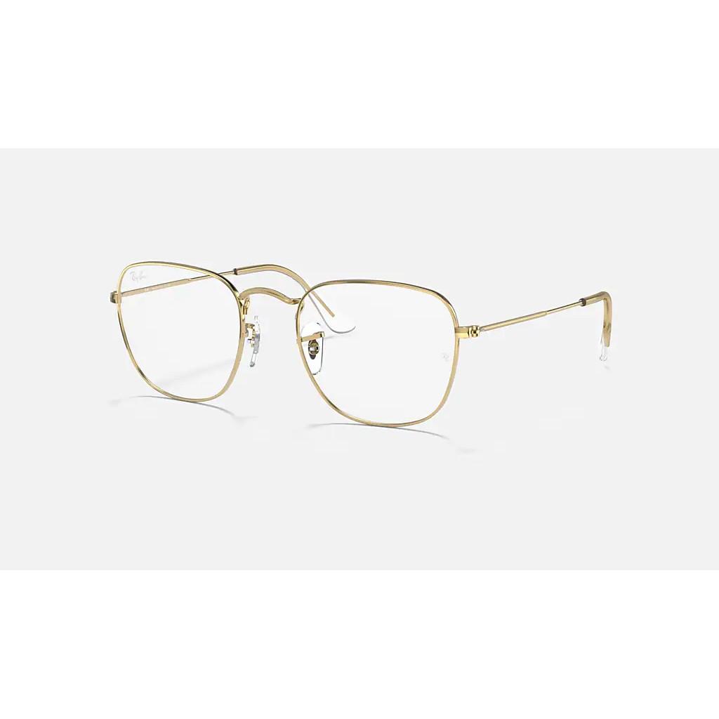 Ottico-Roggero-occhiale-VISTA-rayban-RX3857-gold-Frank.