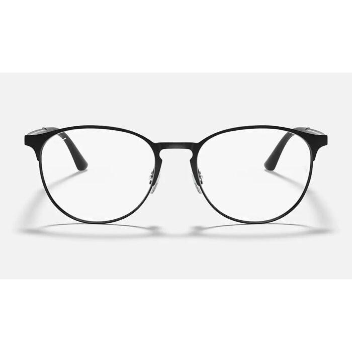 Ottico-Roggero-occhiale-VISTA-rayban-RX6375-black-front