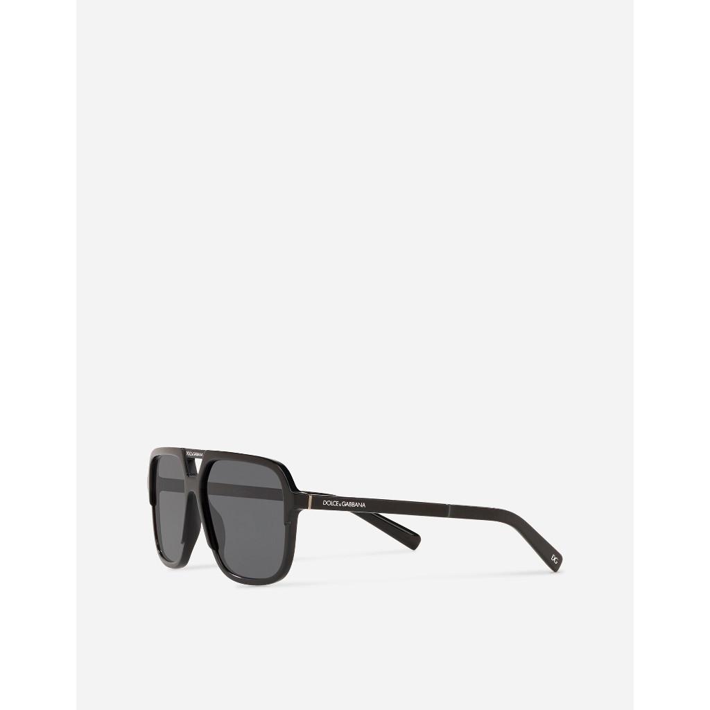 Ottico-Roggero-occhiale-sole-4354-DolceGabbana-nero