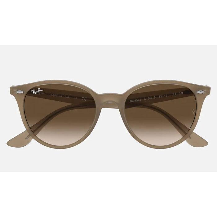 Ottico-Roggero-occhiale-sole-Ray-ban-RB4305-Beige-