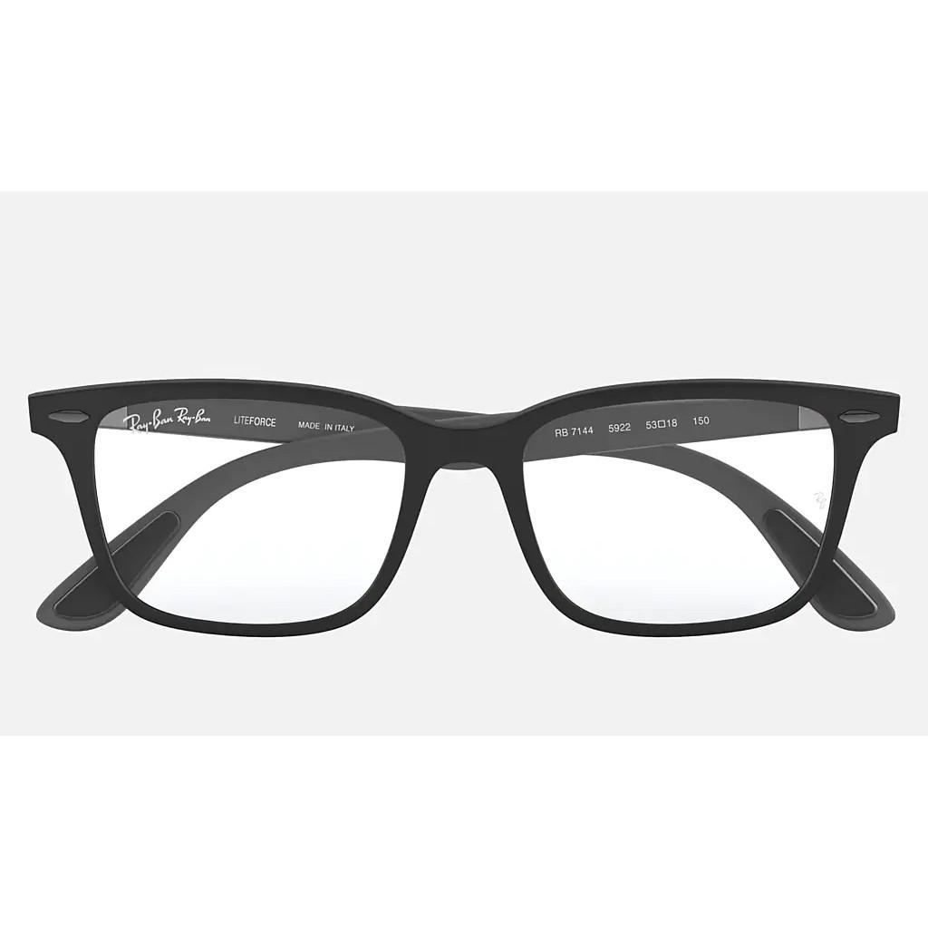 Ottico-Roggero-occhiale-sole-Ray-ban-Rx7144-front.