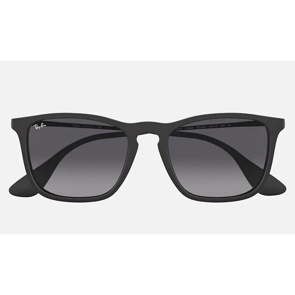 Ottico-Roggero-occhiale-sole-ray-ban-RB4187-Chris-front