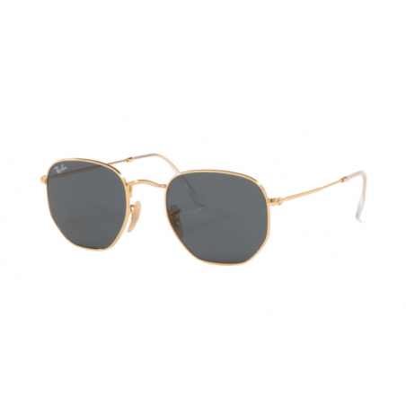 Ottico-Roggero-occhiale-sole-ray-ban-hexagonal-rb-3548n-001r5