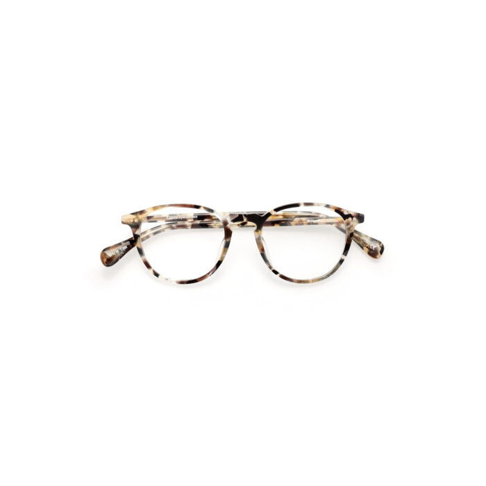 Ottico-Roggero-occhiale-vista-Kaleos-Williams-animalier-grey.