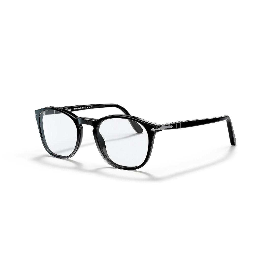 Ottico-Roggero-occhiale-vista-Persol-PO3007-black