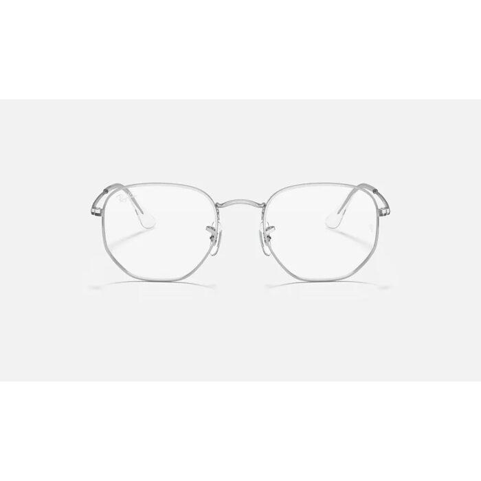 Ottico-Roggero-occhiale-vista-Ray-ban-RX6448-argento
