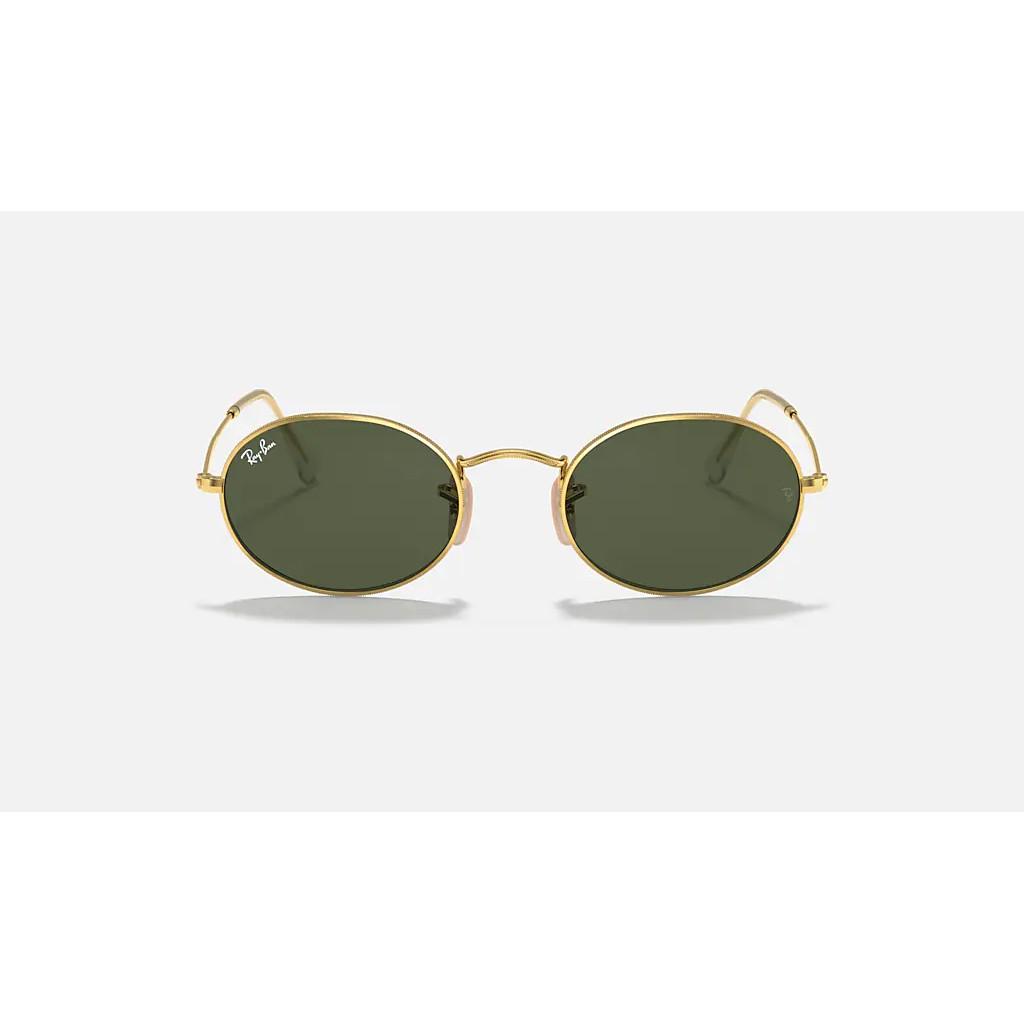 Ottico-Roggero-occhiale-sole-Ray-ban-RB3547-gold-front.