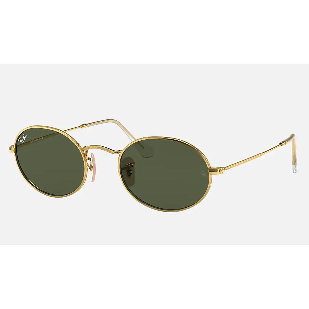 Ottico-Roggero-occhiale-sole-Ray-ban-RB3547-gold.