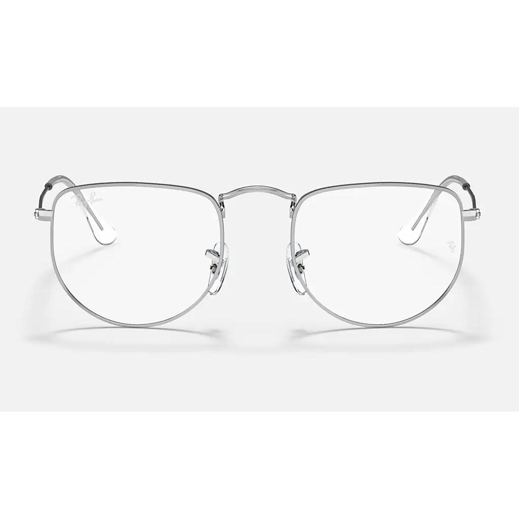 Ottico-Roggero-occhiale-VISTA-rayban-RX3958-argento-front
