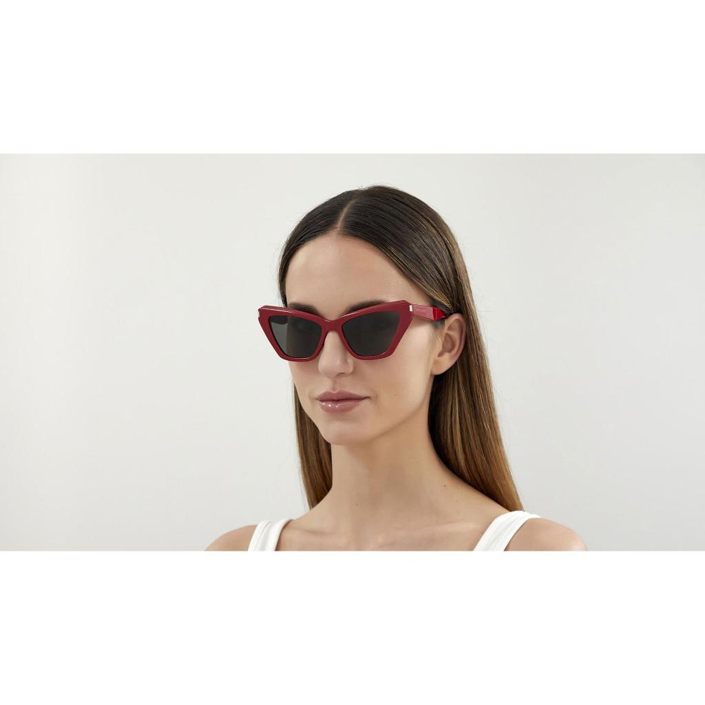 Ottico-Roggero-occhiale-sole-saint-laurent-sl-466-003-RED-IMAGE.