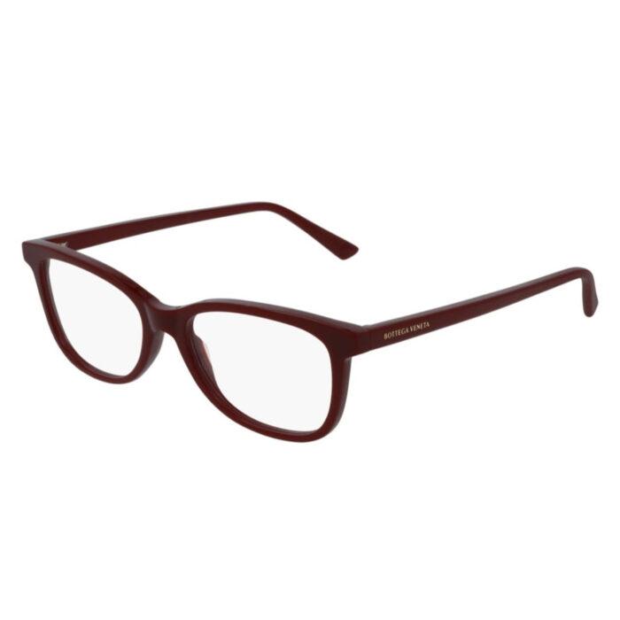 Ottico-Roggero-occhiale-vista-Bottega-Veneta-BV1028-BORDEAUX