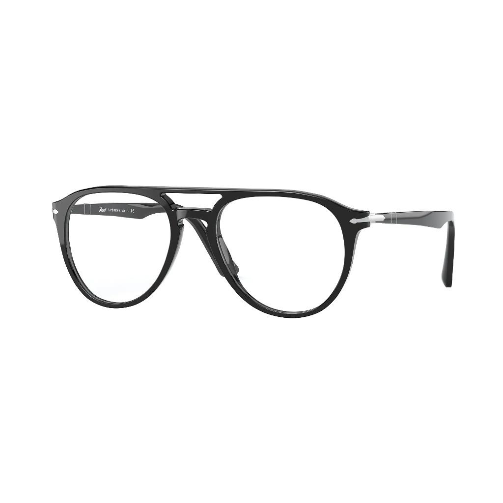Ottico-Roggero-occhiale-vista-Persol-PO3160V-el-Profesor-Sergio-black